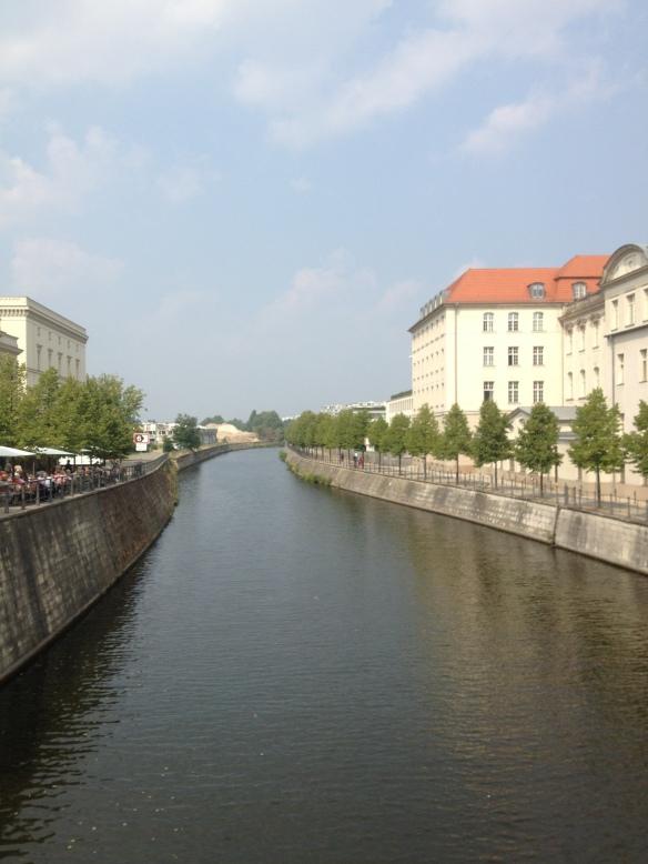ברלין, נהר
