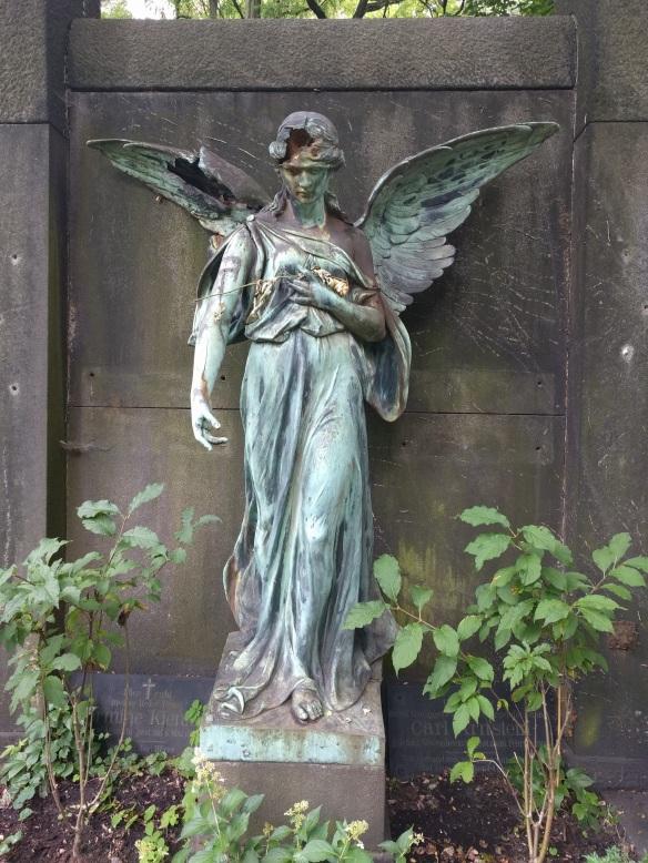 בית קברות Dorotheenstadt Friedhof II
